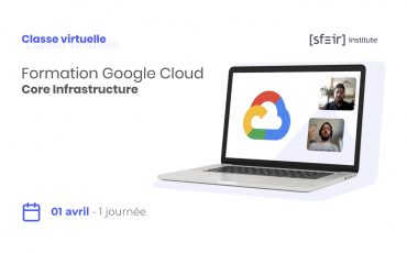 Formation Google Cloud Core Infrastructure