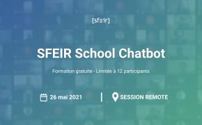 SFEIR School Chatbot Visuel