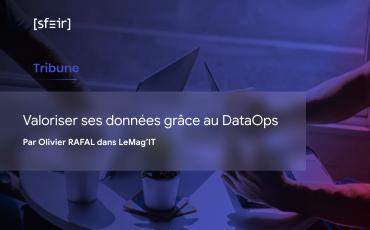 Visuel Tribune DataOps Le Mag'IT
