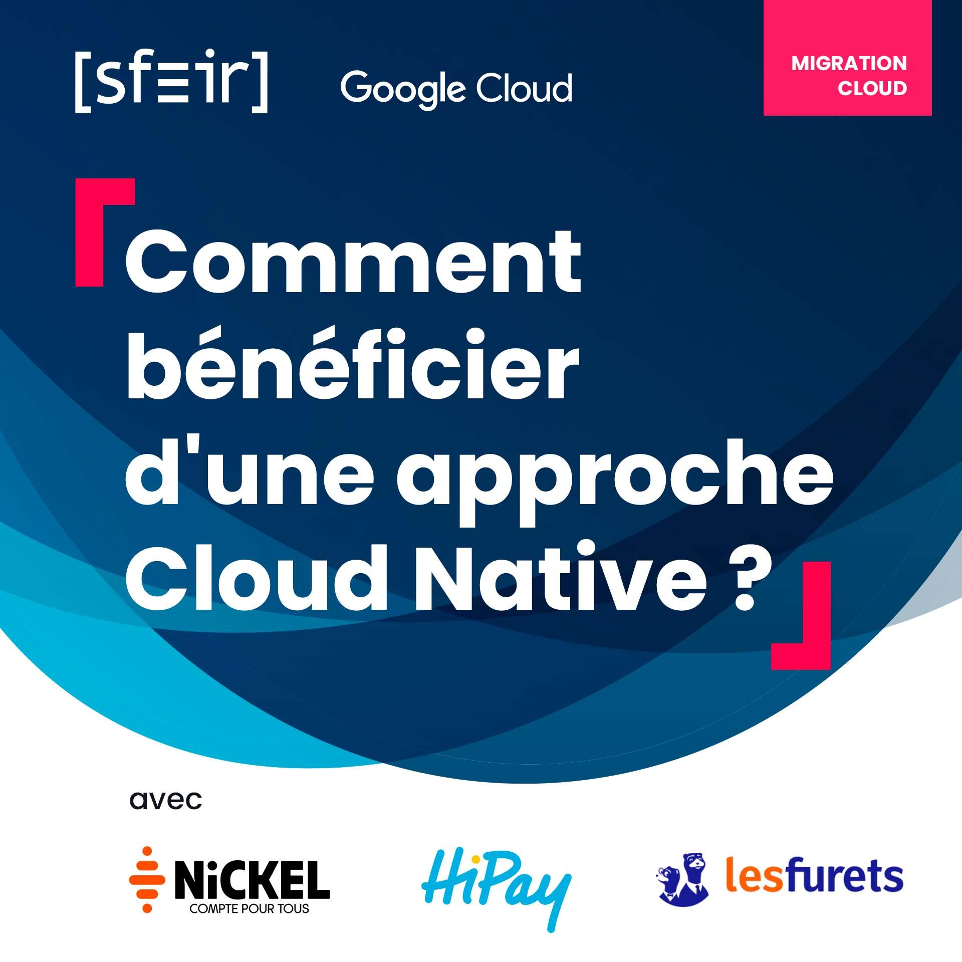 Matinée Cloud Digital Natives